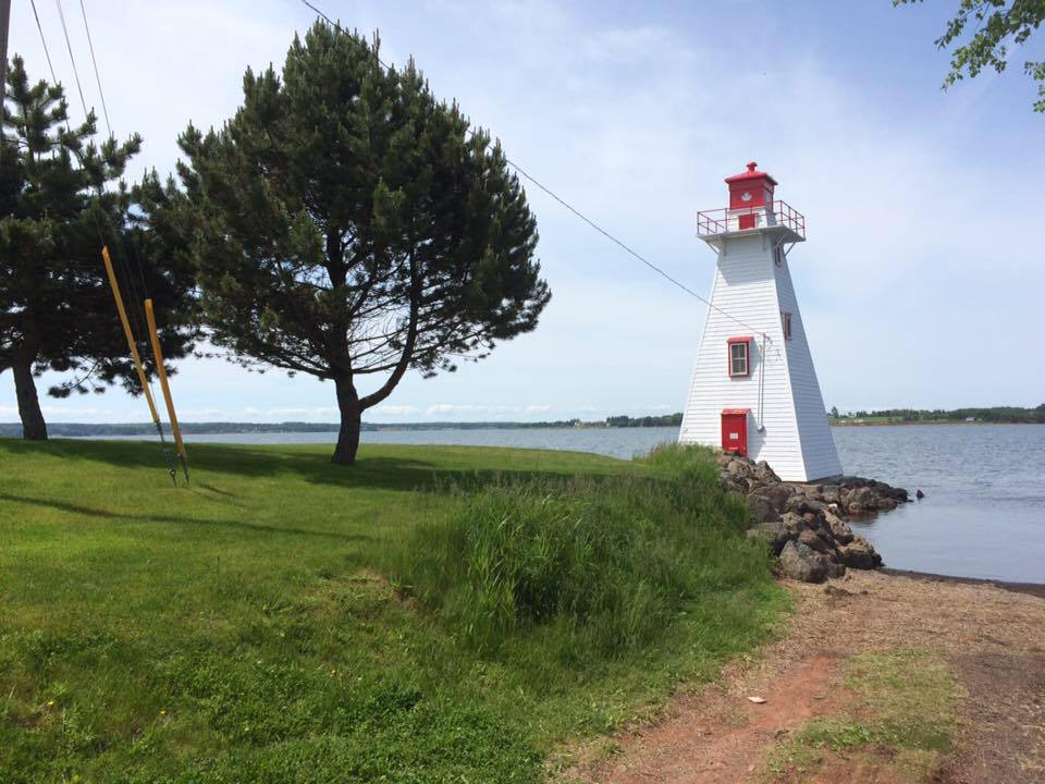 Charlottetown lighthouse